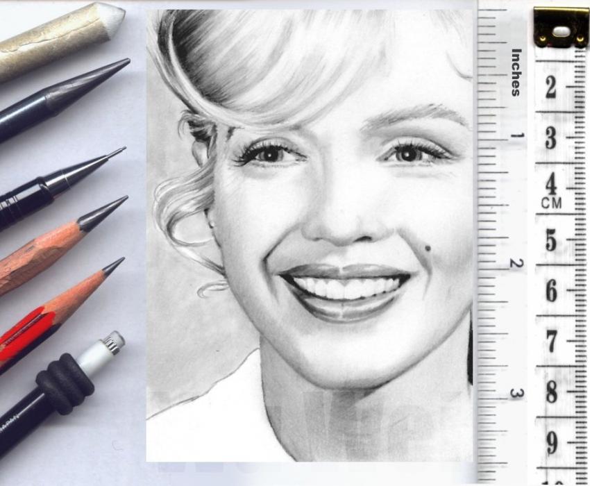 Marilyn Monroe by wu-wei